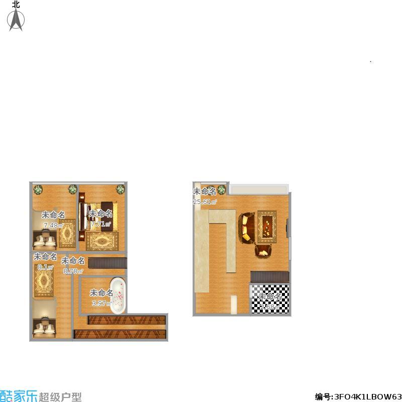 重庆兰花丽景户型�_兰花丽景二期 兰花丽景添丁介绍