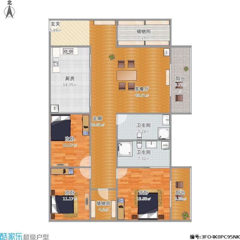 湘西手绘建筑分析