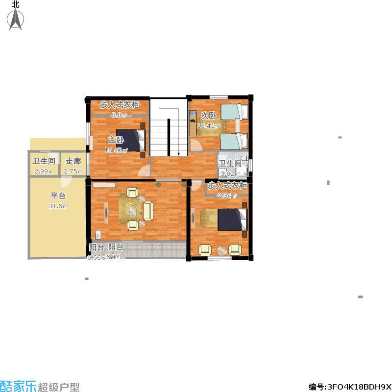 农村自建房平面图设计图片