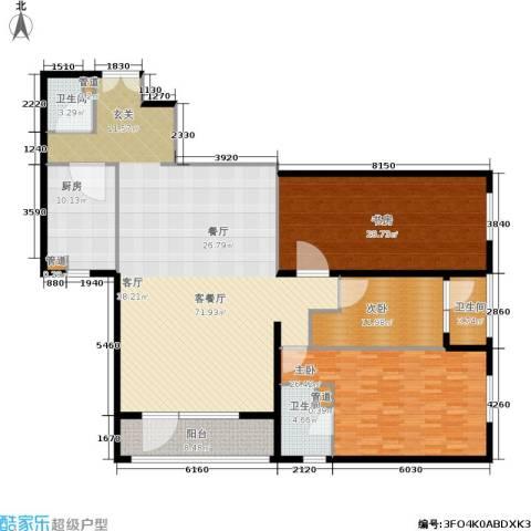 天缘公寓(尾盘)187.20㎡户型-副本