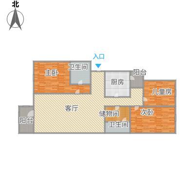 龙跃苑四区