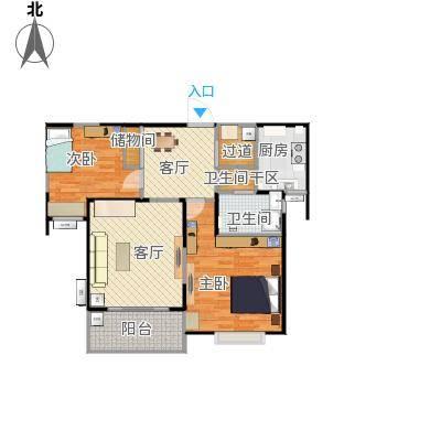 珠江香樟南园24号02室修改