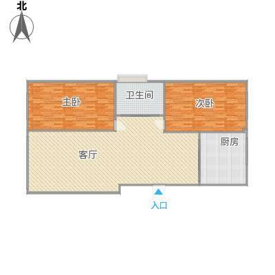 海翼花苑户型图