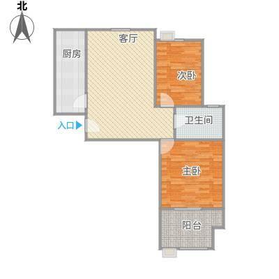 华茂万和城G3户型图