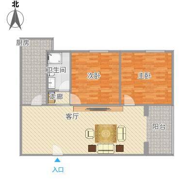 新华大厦户型图