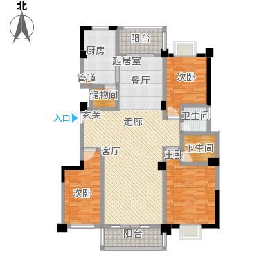 三房两厅建房设计图