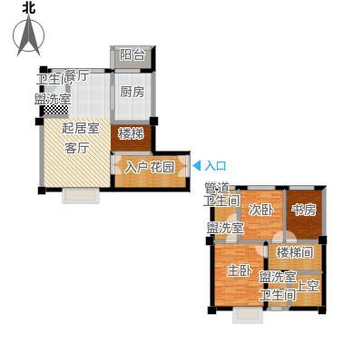 套房设计图三室一厅阳台图片展示