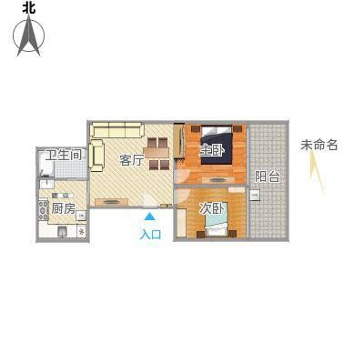 紫薇公寓5幢户型图