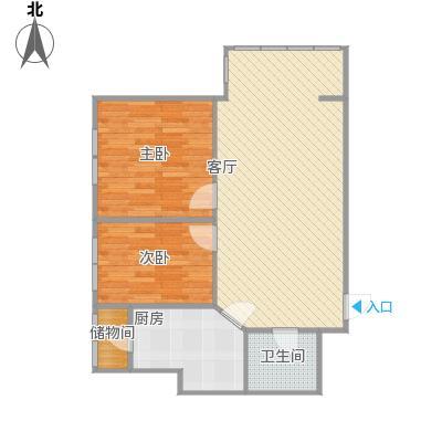 海富金棕榈户型图56(2)