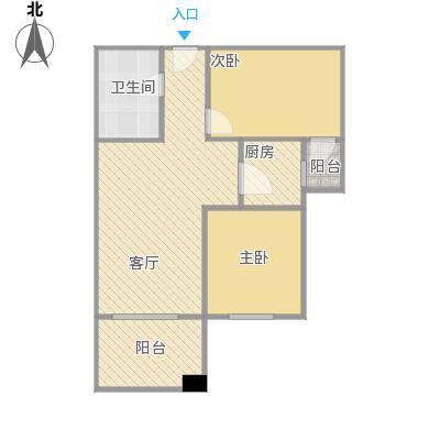 中海华庭户型图