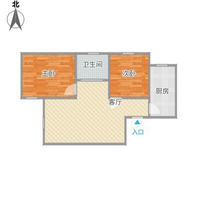 中海国际社区户型图A367.59