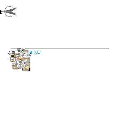 凯江新城的户型图