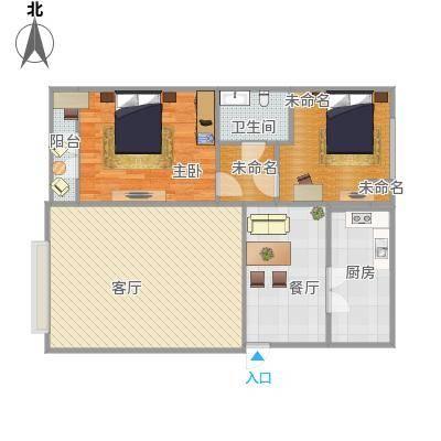 祥瑞花园两室两厅