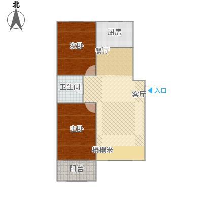 东戴河海韵馨园2室2厅1卫董彦菲