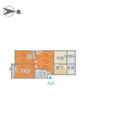三室2厅1卫