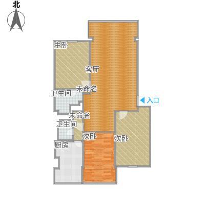 金岛花园120平米三室两厅1
