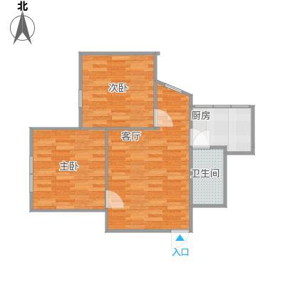 巴教村2室2厅