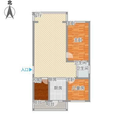 盛世嘉园三室一厅一厨一卫122