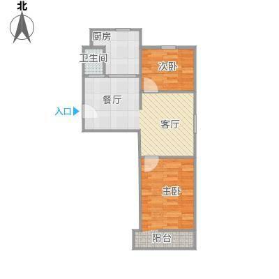 二室一厅小户型