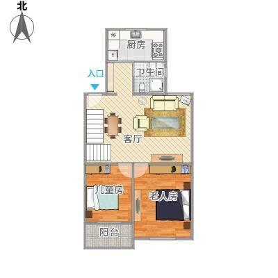 4室1厅两卫
