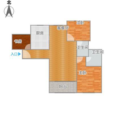 紫竹半岛的户型图