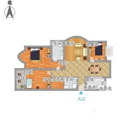 5幢1单元802室