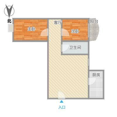 翠盈居两房一厅