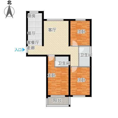 恒顺世纪中心139.70㎡3室2厅2卫