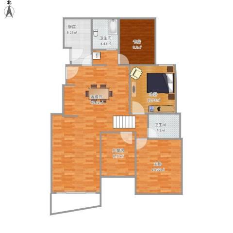 上房金丰苑4室2厅