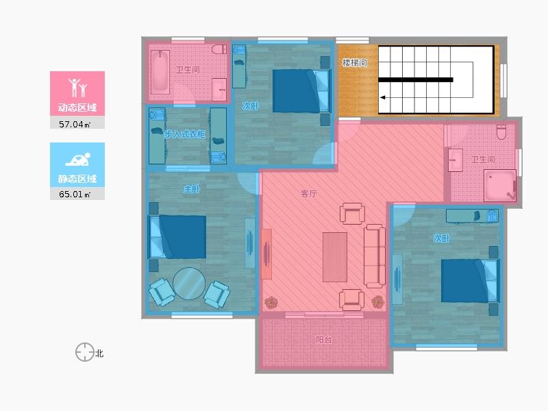 农村建房平面图
