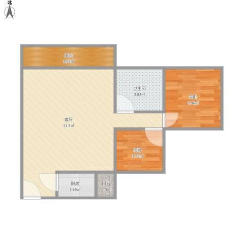 丽阳苑75方A32房2厅-副本