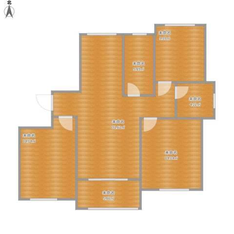 三室一厅一卫106.9m2-副本