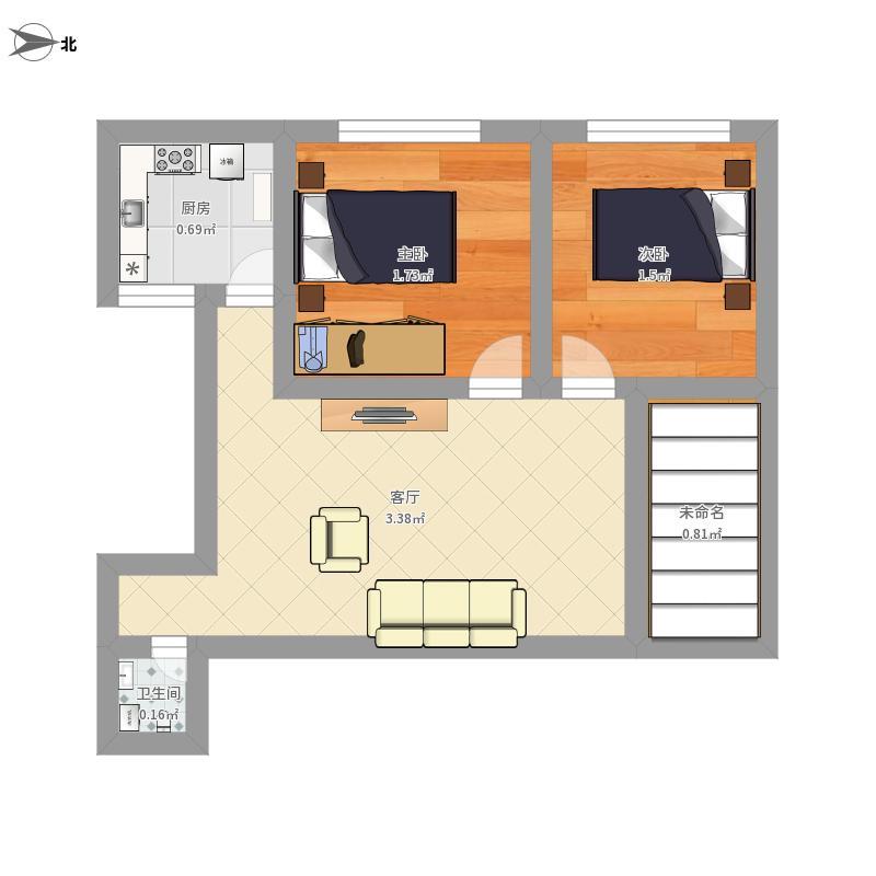 別墅設計cad圖紙 效果圖 新農村自建房設計圖 一層圖片