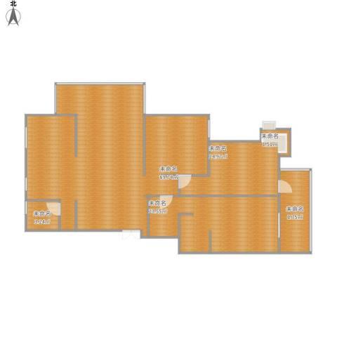 锦江半岛的户型图