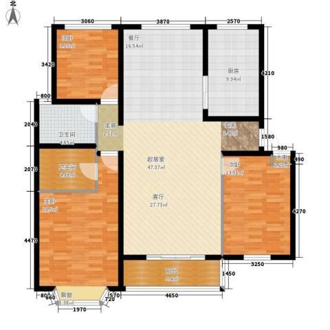 荣城公寓户型