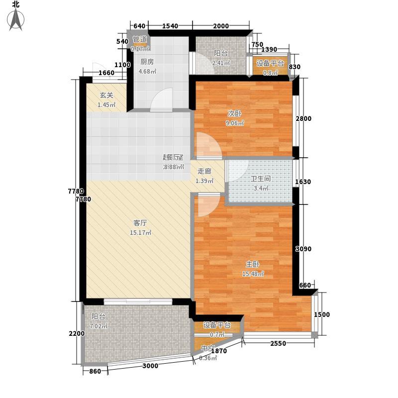 紫檀大厦平面图