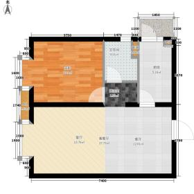 瑞雪春堂26号楼A12户型