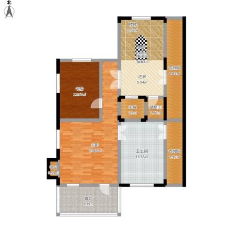 唐山-瑞宫793㎡二层
