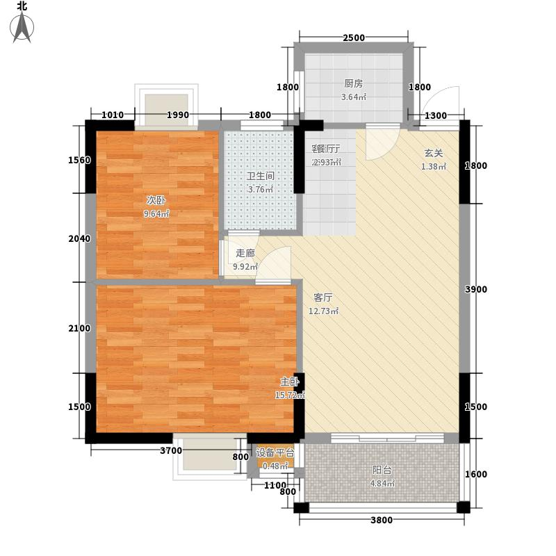 维多利亚别墅小区户型图
