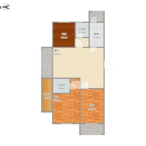 济南-兴和园 123-设计方案