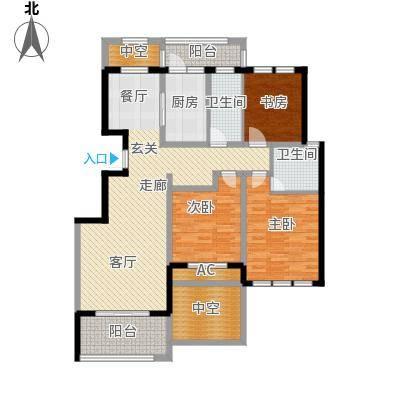 紫金花园2室2厅2卫