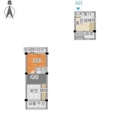 永鸿尚海湾1室3厅1卫