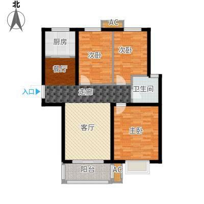 橄榄绿洲3室2厅1卫