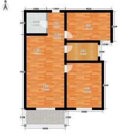 尚书苑94.10㎡A面积9410m户型