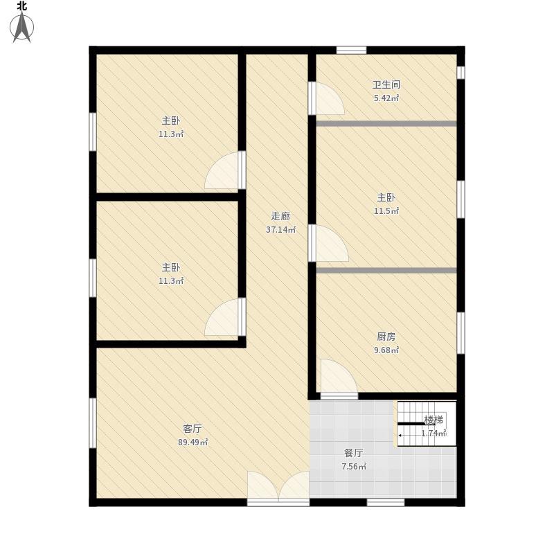 房屋整体平面图 0529 13 46楼盘风水分析, 房屋