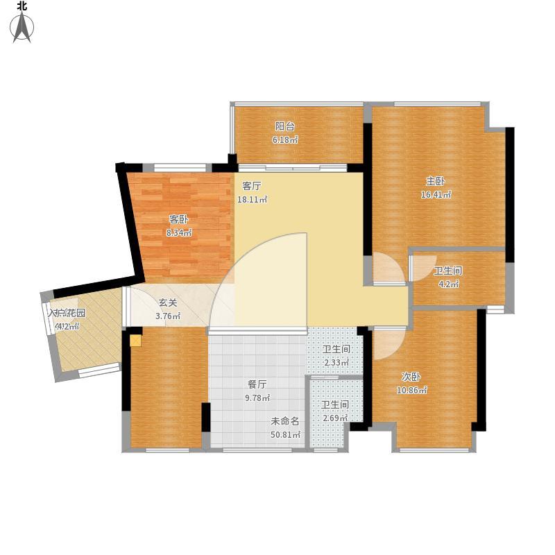 惠城-中信水岸城-设计方案-副本户型图大全,装修户型图片