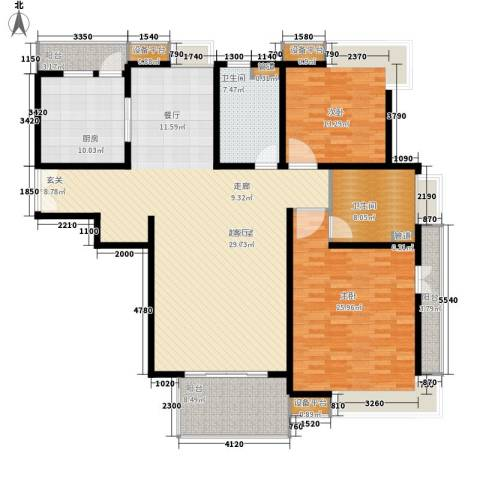 桂和公寓160.00㎡面积16000m户型-副本