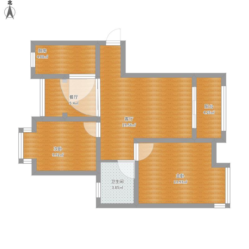 江苏省 常州市 溧阳市 英伦尊邸13(01,03) 户型图