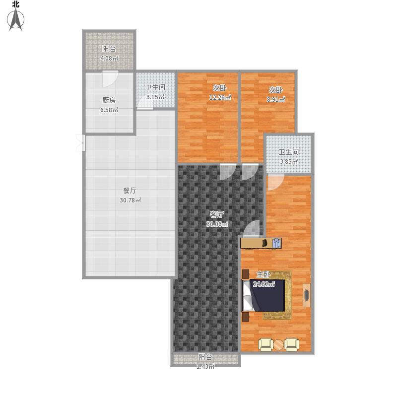 益阳-碧桂园别墅-设计方案户型图大全,装修户型图,图