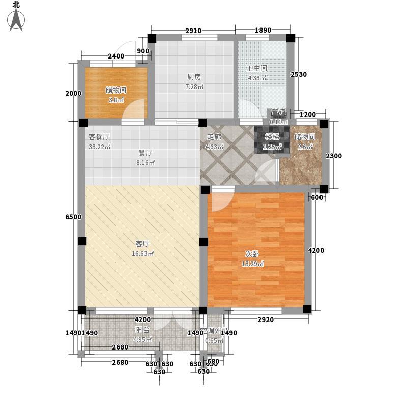 13米别墅平面设计图